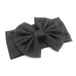 Other - NEW baby toddler big bow black headband